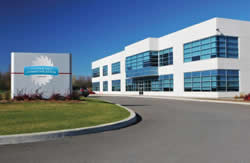 Image of the Cutting Edge Headquarters building.